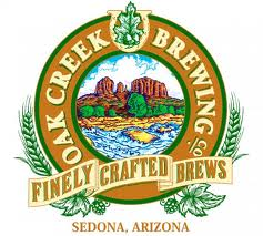 oak creek beer logo